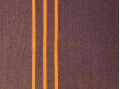 Hamak z drążkiem, KOMPLICE - pomarańczowo-niebieski(17406)
