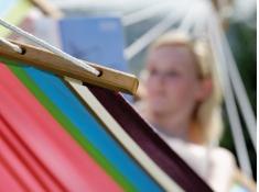 Hamak z drążkiem KOUPLE - szeroki wybór kolorystyczny, KOUPLE - Multicolore(25645)