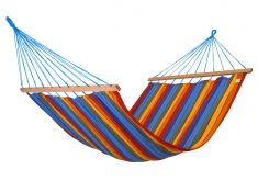 Hamak z drążkiem KOUPLE - szeroki wybór kolorystyczny, KOUPLE - Multicolore(17199)