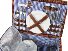 Kosz piknikowy bukowa polana, ZQ1-4472