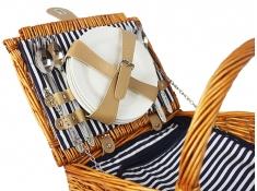 Kosz piknikowy lawendowe wzgórza, KLW
