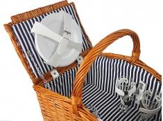 Kosz piknikowy nadmorskie piknikowanie, KNP