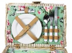 Kosz piknikowy pistacjowe śniadanie, KPS