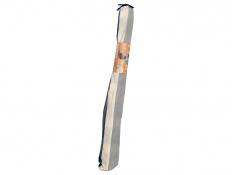 Leżak hamakowy Domingo L180, DOL18 - biało-niebieski(13)