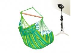 Leżak hamakowy Domingo L180, DOL18 - Zielony(48)