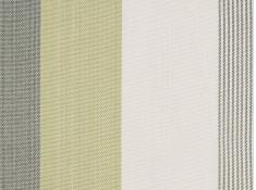 Leżak hamakowy Domingo L210, DOL21 - biało-zielony(14)