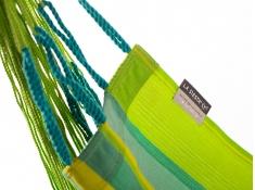 Leżak hamakowy Domingo L210, DOL21 - zielony(48)