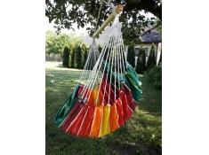 Leżak hamakowy, HCXL - Rainbow(212)