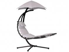 Fotel hamakowy, DREAM - srebrny(CS)