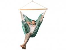 Fotel hamakowy Habana C210, HAL21 - zielony(X4)