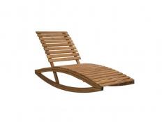 Drewniany leżak, Joy-Beż - miodowy beż(2)