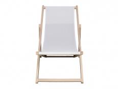 Drewniany leżak, Swing Sunbed - ecru(1)