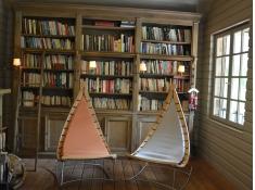 Bujany fotel, Frame for Balance - pumpkin(1)