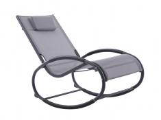 Fotel bujany, WAVEROCK1 - szary(GB)
