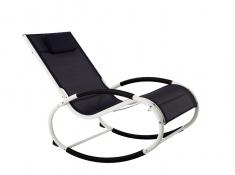 Fotel bujany, WAVEROCK1 - Granatowy(NW)