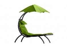 Leżak hamakowy, DRMLG - Zielony(0GA)