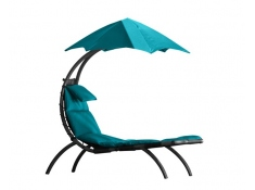 Leżak hamakowy, DRMLG - Niebieski(TT)