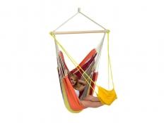 Podstawka na stopy do foteli hamakowych, Foot Rest - Żółty(Yellow)