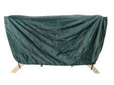 Pokrowiec na dwuosobowy fotel drewniany, Siena Due Cover - Zielony(Zielony)