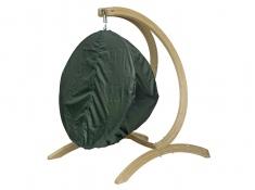 Pokrowiec na fotel drewniany, Globo cover - zielony(Zielony)