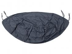 Poszewka do poduszki, Pillowcase Royal - szaro-czarny(Anthracite)
