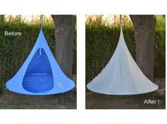 Pokrowiec do namiotu dwuosobowego, Cover(2) - zielony(14)