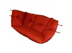 Poduszka hamakowa duża, Poducha Swing Chair Double - Czerwony(2)