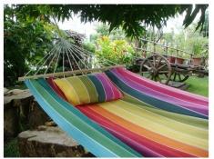 Poduszka hamakowa duża, HP - Rainbow(212)
