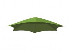 Parasol do leżaka, DRMUF - Zielony(GA)