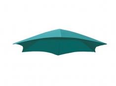 Parasol do leżaka, DRMUF - Niebieski(TT)