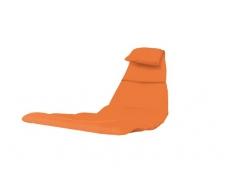 Poduszka do leżaka, DRMC - pomarańczowy(OZ)