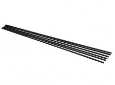Pręty do parasola do leżaka, DRMU-RRS - Czarny(RRS)