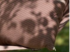 Bawełniana poduszka Habana, HAP5S - Brązowy(6)