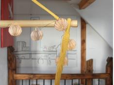 Świecące lampki led, Girlanda świetlna - szary(1)
