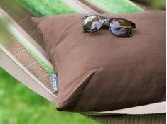 Bawełniana poduszka Modesta, MOP5S - Brązowy(6)