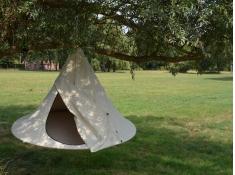 Drzwi do namiotu wiszącego jednoosobowego, Olefin Single(1) - Sand(PO1003)
