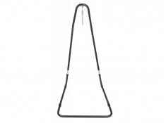 Metalowy stojak do foteli wiszących, SONIO - antracyt(10823)