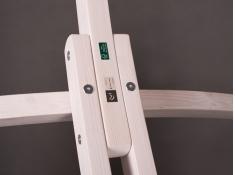Stojak do hamaków rodzinnych Canoa White, CNS20-0 - Biały(1)
