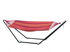 Zestaw hamakowy beach set, Beach set - Czerwony(Vulcano)