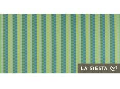 Zestaw hamakowy: dwuosobowy fotel hamakowy Carolina ze stojakiem Mediterraneo, CAC16MEA12 - Zielony(4)