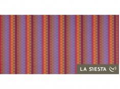 Zestaw hamakowy: dwuosobowy fotel hamakowy Carolina ze stojakiem Mediterraneo, CAC16MEA12 - Czerwony(2)