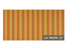Zestaw hamakowy: hamak dwuosobowy Carolina z białym stojakiem Mediterraneo, CAH16MES12-1 - pomarańczowy(5)