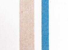 Hamak jednoosobowy z drążkiem z drewnianym stojakiem, CH-XR30 - zielono-niebieski(34)
