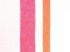 Hamak jednoosobowy z drążkiem z drewnianym stojakiem, CH-XR30 - niebiesko-pomarańczowy(52)