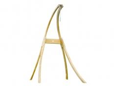 Zestaw hamakowy: fotel HC10-C ze stojakiem drewnianym Atlas