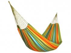 Zestaw hamakowy H w kolorze 188 z poduszkami i zestawem montażowym, H-PZS-188 - Kuna Yala(188)