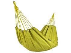 Zestaw hamakowy H w kolorze 303 z poduszkami i zestawem montażowym, H-PZS-303 - Parakeet Green(303)