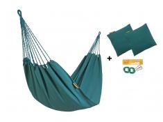 Zestaw hamakowy H w kolorze 305 z poduszkami i zestawem montażowym