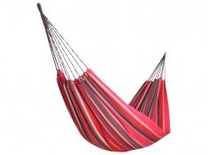 Zestaw hamakowy HW w kolorze 218 z poduszkami i zestawem montażowym