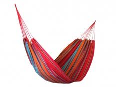 Zestaw hamakowy HW w kolorze 274 z poduszkami i zestawem montażowym